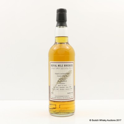 Bladnoch 1980 16 Year Old Royal Mile Whiskies