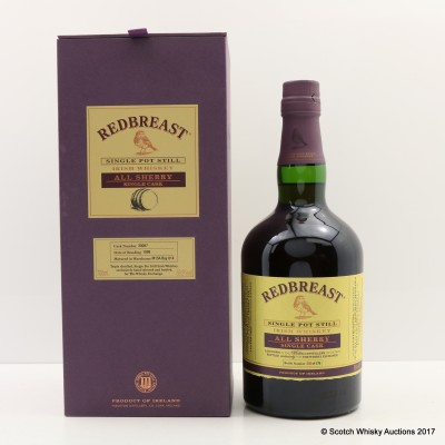 Redbreast 1999 Sherry Single Cask #30087