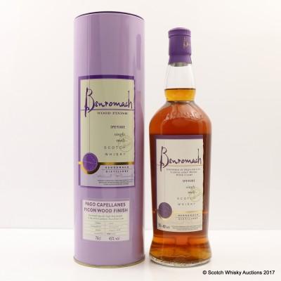 Benromach Pago de los Capellanes Wine Finish