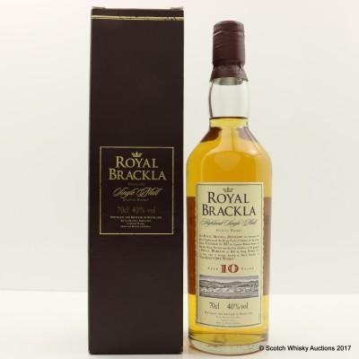 Royal Brackla 10 Year Old