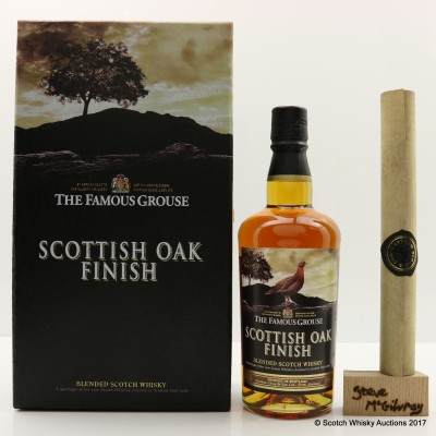 Famous Grouse Scottish Oak Finish 50cl