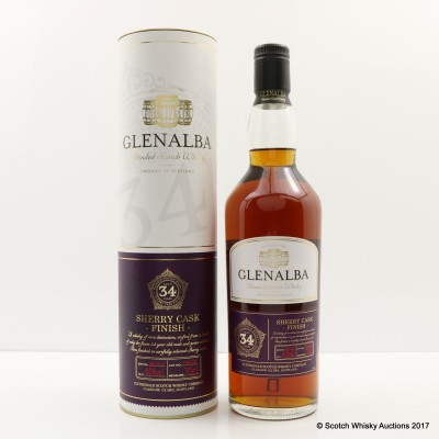 Glenalba 34 Year Old