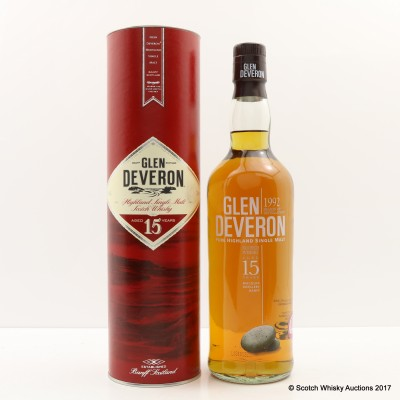 Glen Deveron 15 Year Old