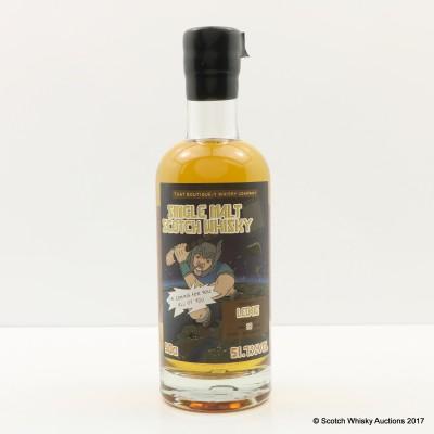 Boutique-y Whisky Co Ledaig Batch #3 50cl