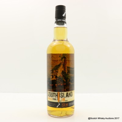 South Island 1993 18 Year Old 75cl
