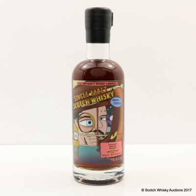 Boutique-y Whisky Co Macallan 25 Year Old Batch #12 50cl