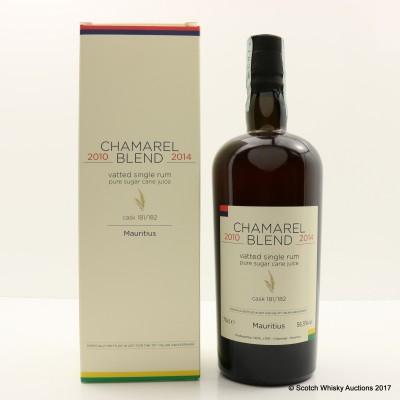 Chamarel Blend 2010 Rum