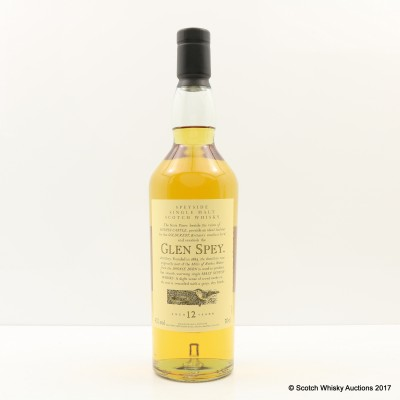 Flora & Fauna Glen Spey 12 Year Old