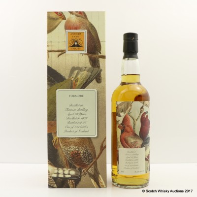Tormore 1988 28 Year Old Antique Lions Of Spirits