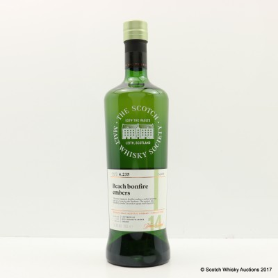 SMWS 4.235 Highland Park 2002 14 Year Old