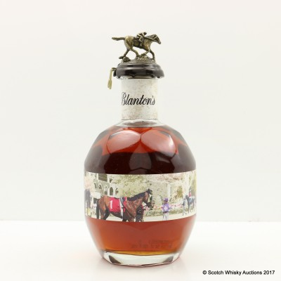 Blanton's Single Barrel For La Maison Du Whisky