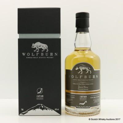 Wolfburn Single Malt Japan Exclusive