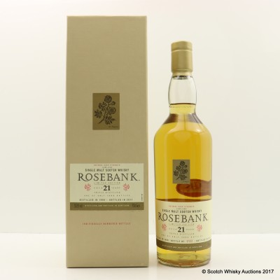 Rosebank 1990 21 Year Old 2011 Release