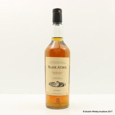 Blair Athol Distillery Only 2010 Release