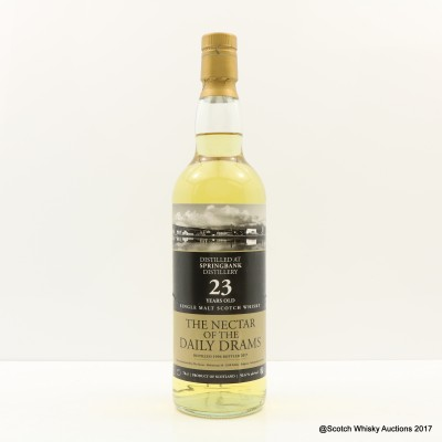 Springbank 1994 23 Year Old Nectar Of The Daily Drams