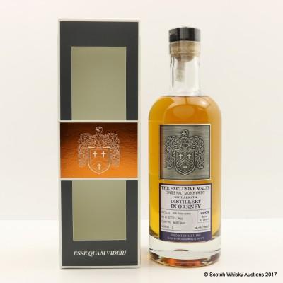 Orkney Single Malt 2002 15 Year Old Creative Whisky Co