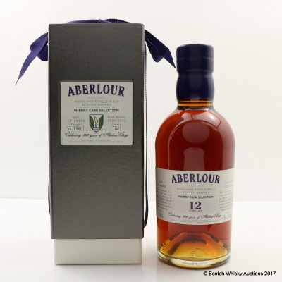 Aberlour 12 Year Old 200 Years Of Aberlour Village