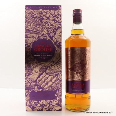 Famouse Grouse 16 Year Old 1L