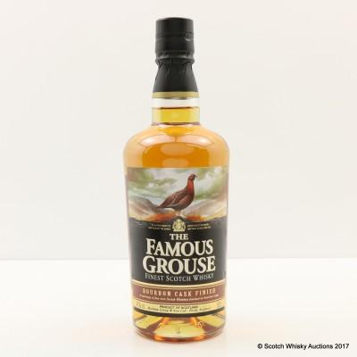 Famous Grouse Bourbon Cask Finish 50cl