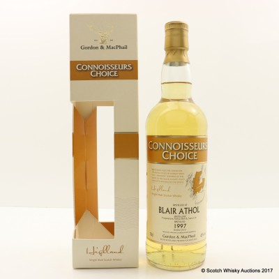 Blair Athol 1997 Connoisseurs Choice