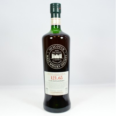 SMWS 121.65 Arran 14 Year Old