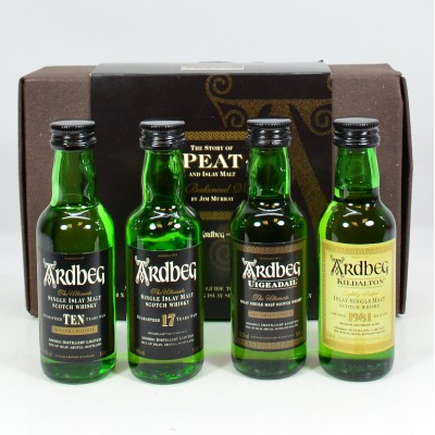 Ardbeg The Story Of Peat In Box