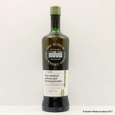 SMWS 66.99 Ardmore 2008 8 Year Old