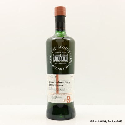 SMWS 115.6 AnCnoc 2008 9 Year Old