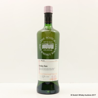 SMWS 96.11 GlenDronach 2006 10 Year Old