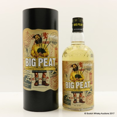 Big Peat Edinburgh Edition