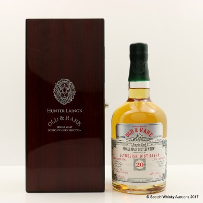 Clynelish 1996 20 Year Old Old & Rare