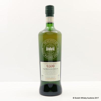 SMWS 9.109 Glen Grant 2003 12 Year Old