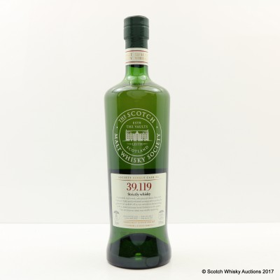 SMWS 39.119 Linkwood 2007 8 Year Old