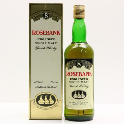 Rosebank 8 Year Old 75cl