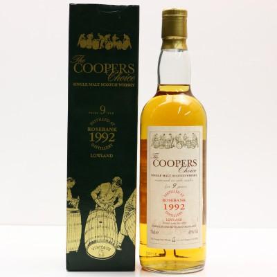 Rosebank 1992 9 Year Old Coopers Choice