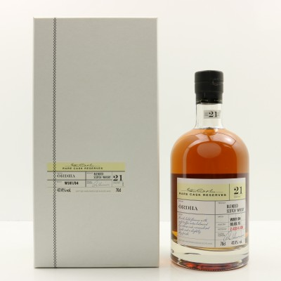 Ordha 21 Year Old William Grant Rare Cask Reserves