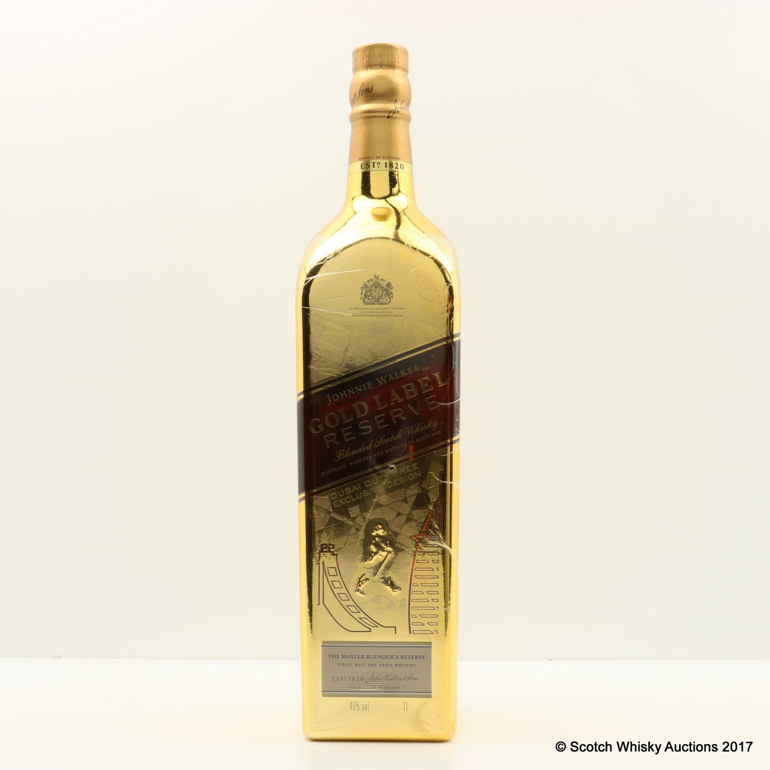 Scotch Whisky Auctions The 81st Auction Johnnie Walker