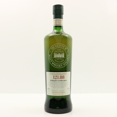 SMWS 121.88 Arran 2000 15 Year Old
