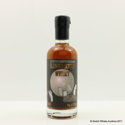 Boutique-Y Whisky Co Blended Whisky #1 50cl