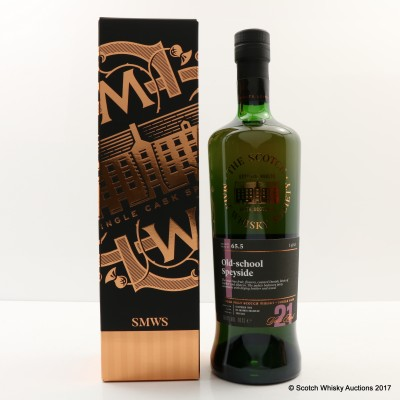 SMWS 65.5 Imperial 1995 21 Year Old