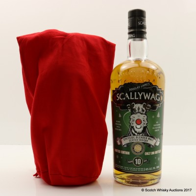 Scallywag 10 Year Old Red-Nosed Reindeer Limited Edition #2