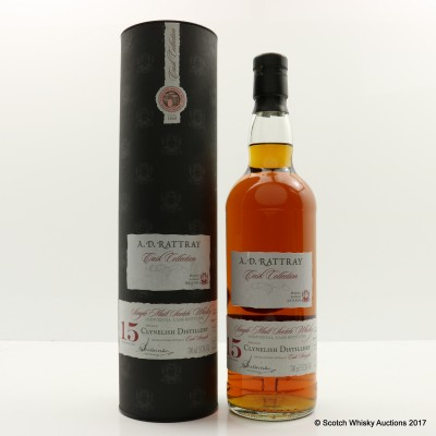 Clynelish 1995 15 Year Old A.D. Rattray