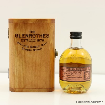 Glenrothes 1994 Mini For CECBL 10cl