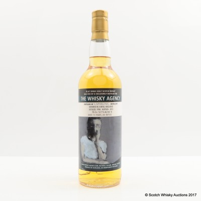 Laphroaig 1998 15 Year Old The Whisky Agency