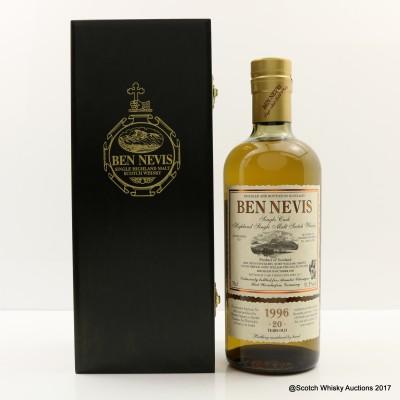 Ben Nevis 1996 20 Year Old