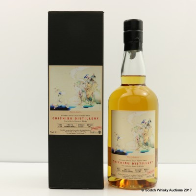 Chichibu 2011 Unpeated Single Cask #1292 For La Maison Du Whisky