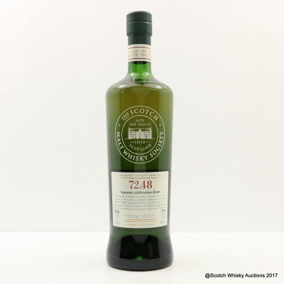 SMWS 72.48 Miltonduff 1981 34 Year Old
