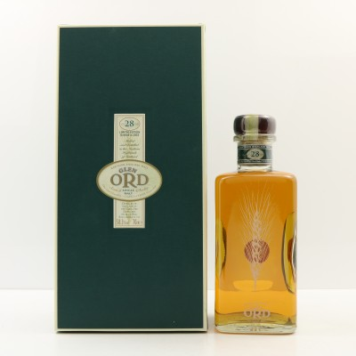 Glen Ord 28 Year Old 2003 Release