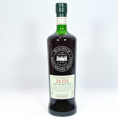 SMWS 24.124 Macallan 1988 23 Year Old