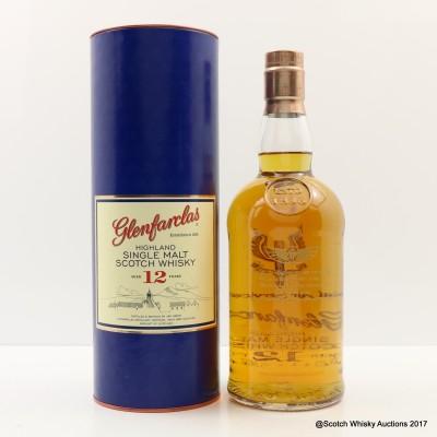 Glenfarclas 12 Year Old Bottled for 22 Special Air Service Regiment